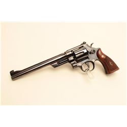 Smith  Wesson pre-Model 27 DA revolver, 5-screw frame, .357