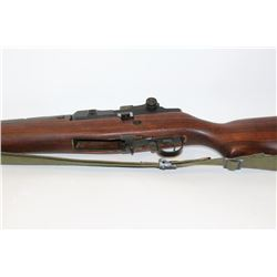 Springfield Armory Match M-1A semi-automatic rifle, 7.62mm caliber, military finish,