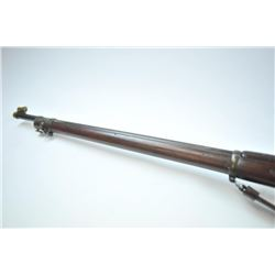 U.S. Springfield Model 1894 Krag bolt action rifle, (converted from