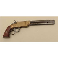Volcanic small frame lever action pistol, .31 caliber, 6 barrel,