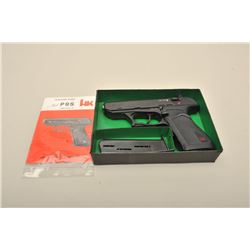 HK Model P9S DA semi-automatic pistol, 9mm Para. caliber, 4