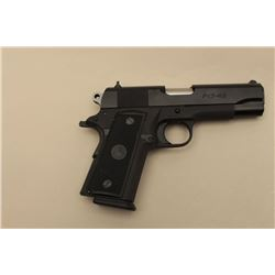 Para Ordinance Model P13-45 semi-auto pistol, .45 caliber, Serial #RM3833.