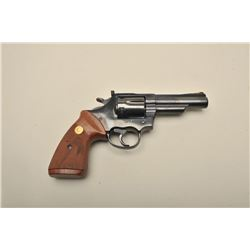 Colt Trooper Mark III DA revolver, .22 Magnum RF caliber,