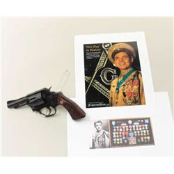 Smith  Wesson Pre-Model 36 Chiefs Special in .38 special