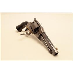 Remington Police percussion revolver, .36 caliber, 4.5 octagon barrel, blued