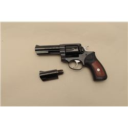 Ruger GP-100 revolver, .357 Magnum caliber, Serial #173-89133. The pistol