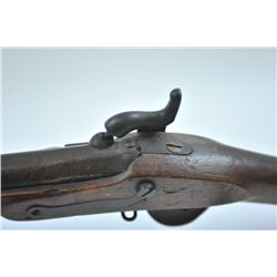 Percussion .69 caliber musket with liege proof and A.P. makers