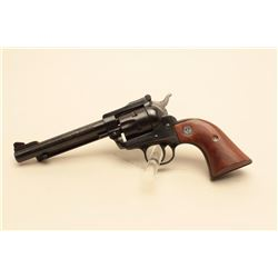 Ruger New Model Single Six revolver, .22 caliber, 5.5 barrel,