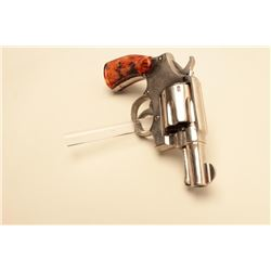 Customize Smith  Wesson MP DA 5-screw revolver, British proofed,