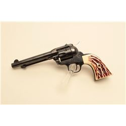Ruger Single Six single action revolver, .22 caliber, 5.5 barrel,