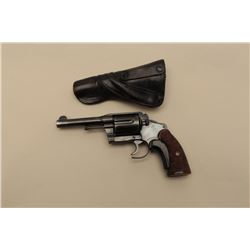 Colt Police Positive DA revolver, customized in the Fitz style