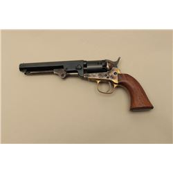 Modern reproduction of a Model 1849 pocket percussion revolver, .31