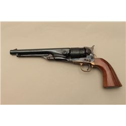 Modern reproduction of a Colt Model 1860 Army percussion revolver