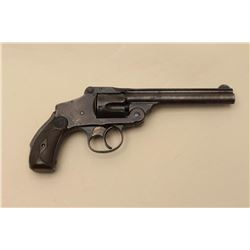 Smith  Wesson New Departure DA hammerless revolver, .38 SW