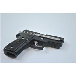 Sig Sauer Custom Shop P229 Equinox stainless, #AM56736, 40 SW,