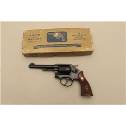 Smith  Wesson MP DA revolver, .38 Special caliber, 5