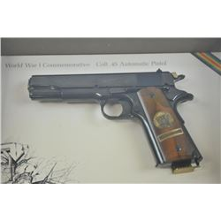 Colt WW I Commemorative The Battle of Belleau Wood, #222-BW,