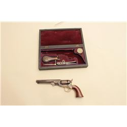 Colt Model 1849 pocket percussion revolver, .31 caliber, 6 octagon