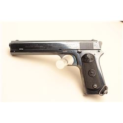 Colt Model 1902 Military semi-automatic pistol, .38 Rimless caliber, 6