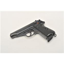 Pre-war Walther Model PP Eagle N semi-automatic pistol, 7.65mm caliber,