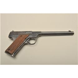 Hartford Arms Co. semi-automatic pistol, .22LR caliber, 6.75 barrel, blued
