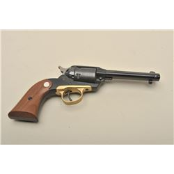 Ruger Bearcat Model single action revolver, .22 caliber, 4 barrel,