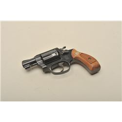 Smith  Wesson Model 36 DA revolver, .38 Special caliber,