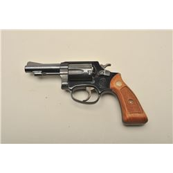 Smith  Wesson Model 37 Airweight DA revolver, .38 Special