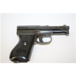Mauser pocket semi-automatic pistol, 6.35mm caliber, 3 barrel, blued finish,