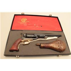 CVA Modern reproduction of a Colt Walker percussion revolver, .44