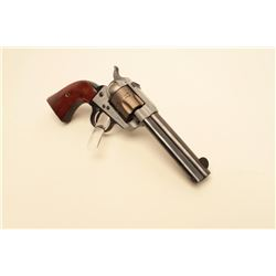 Ruger Lightweight Single Six single action revolver, .22 caliber, 4.5