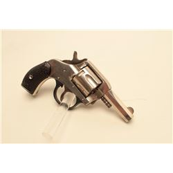 HR The American Model DA revolver, .38 caliber, 2.5 octagon