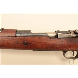Turkish bolt action Mauser rifle dated 1945 on top of