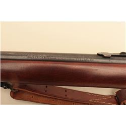 Winchester Model 67 bolt action rifle, .22 short, long or