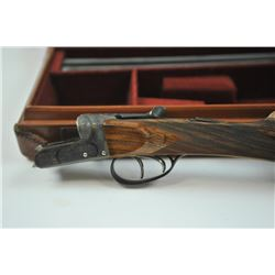 Westley Richards 410GA drop lock shotgun with 26 barrels, auto