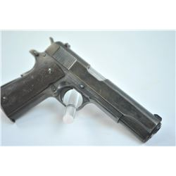 United States Property Model 1911-A1 semi-automatic pistol by Remington Rand,