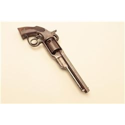 Civil War era Savage .36 caliber ring lever revolver showing