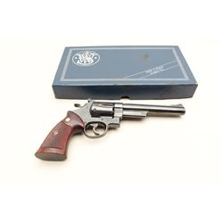 Smith  Wesson 4 screw Pre-Model 29 .44 Mag caliber