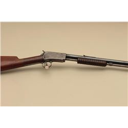 Winchester Model 90 pump action rifle, desirable .22 Short caliber,