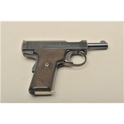 HR Self Loading Model semi-automatic pistol, .32 caliber, 3.25 barrel,