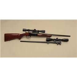 Thompson Center Arms single shot rifle, .223 Rem. caliber, 23