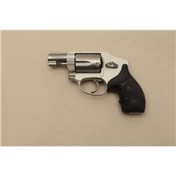 Smith  Wesson Model 642-1 Airweight hammerless revolver, .38 Special