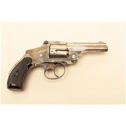 Smith  Wesson New Departure .38 SW Double Action revolver,