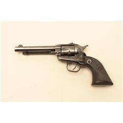 Ruger Single Six .22 caliber Single Action revolver in early