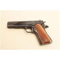 Colt Government Model Pre-Series 70 .45ACP caliber pistol, S/N 273192-C.
