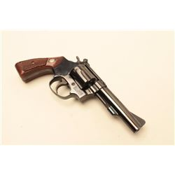 Smith  Wesson 34-1 .22 caliber Double Action revolver with