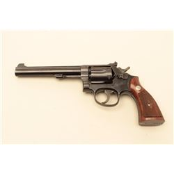 Smith  Wesson Model K-38 Masterpiece early 4 screw Double