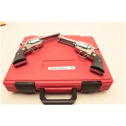 Ruger S.A.S.S. Special Edition consisting of 2 Vaquero revolvers in