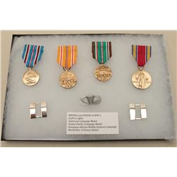 Orders and insignia. U.S. 7 pieces. Est.: $75-$150