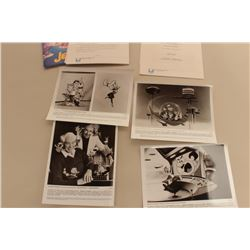 Press Dept. release photos and write up for Jetsons: The